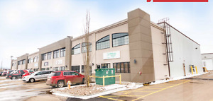 For Sale Leduc Industrial warehouse condo