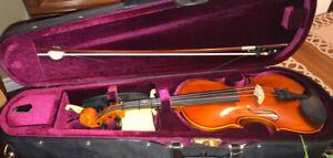 3/4 Eastman violin