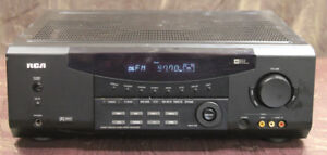 350 watt 5.1 Surround Sound Receiver – RCA RT 2250