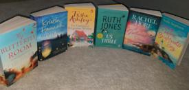 Six bestseller books, addictive ;)