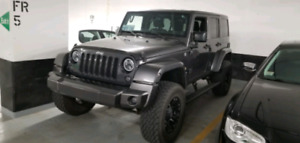 2014 Jeep Wrangler unlimited fully loaded