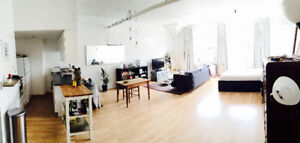 Sublet our Loft! (July 19th through August 12th)