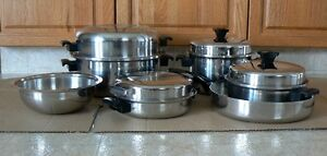 Kitchen Queen Cookware - 10 piece set - Great Condition!