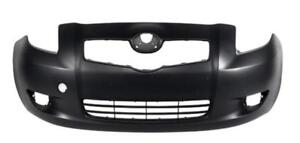 New Painted 2006 2007 2008 Toyota Yaris Hatchback Front Bumper