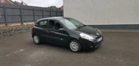 2011 Renault Clio 1.2 petrol long mot