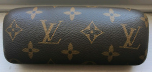 Louis Vuitton Hard Sunglasses/Eye Glasses case