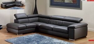 Wanted to buy - leather Sectional