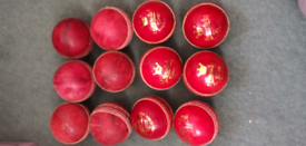 Brand New 12 * High Quality used cricket Balls