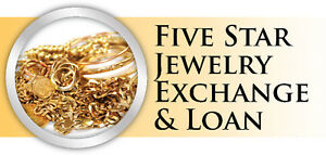gold buyer -five star jewelery exchange and loan