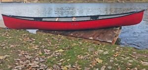 Canadian Made 16ft. Canoe - Reduced Price h2