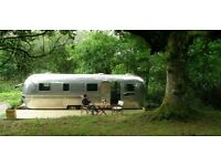Plot Required for Airstream Caravan - Great Rates Paid!