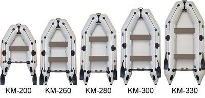 BRAND NEW Inflatable Dinghy Boat Kolibri КМ-260..))