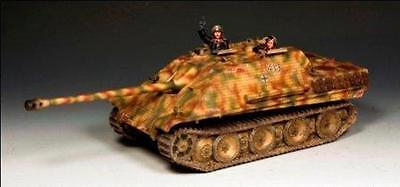 KING AND COUNTRY WW11 GERMAN FORCES  JAGDPANTHER AUSF.GI   ws228--wss228