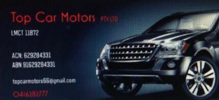Top Car Motors