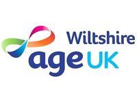 Befriending Volunteers Needed in Tidworth area for Age UK Wiltshire