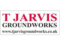 Skilled Groundworkers and 360 Excavator drivers with valid CSCS/CPCS cards required