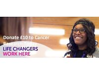 Donate to Cancer Research Today