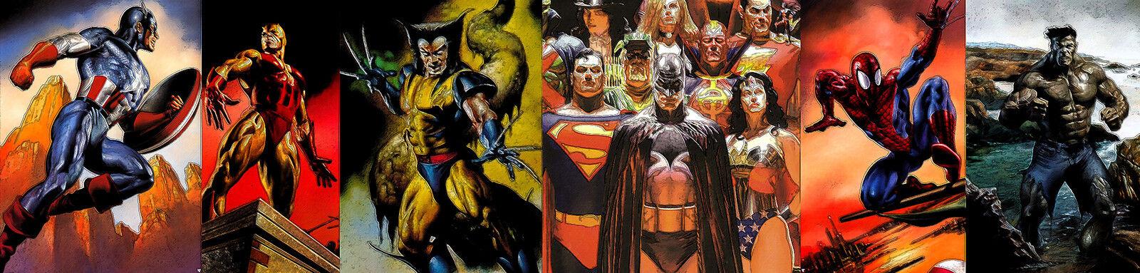 Knight's Comics