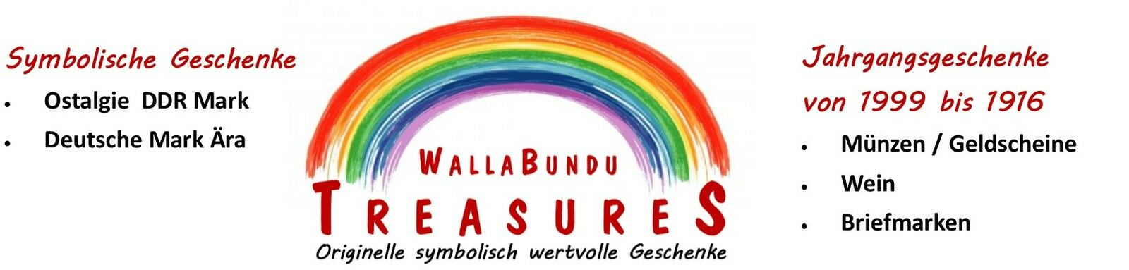 Walla Bundu Treasures