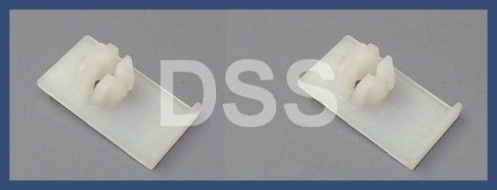 For Mercedes W163 ML430 Rear Left or Right Window Regulator Clip Genuine
