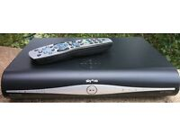 SKY HD Box with lead and remote £25