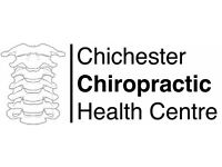 Part time Receptionist at Chichester Chiropractic clinic