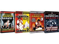 CAN POST ANYWHERE - MARCELO GARCIA dvds Brazilian jiu jitsu bjj gracie barra - gi training ufc mma