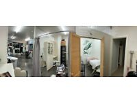 Beauty rooms, manicure table, hairdresser