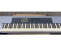 M AUDIO PRO WORKSTATION 88 NOTE FULLY WEIGHTED KEYS MIDI CONTROLLER