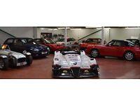 AGScars High-security Car/Vehicle Storage