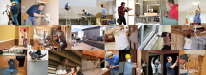 All types of home repairs and renovations