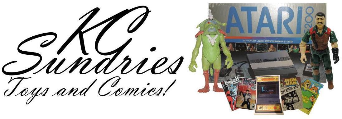 K.C.Sundries Toys and Comics