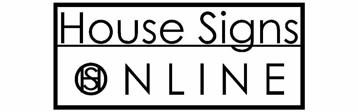 House Signs Online