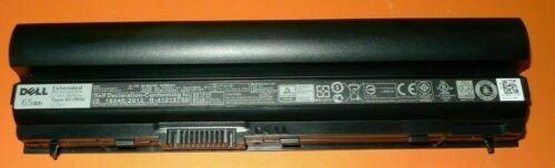 NEW Genuine Dell Latitude  E6320 E6330 65Wh 6-Cell Laptop Battery RFJMW