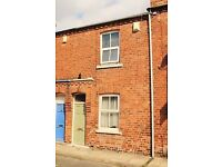 ATTRACTIVE TWO BED TERRACE HOUSE IN SOUGHT AFTER LOCATION IN YORK CITY CENTRE. AVAILABLE 24th SEPT.