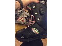 K2 snowboard boots size 6 1/2