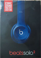 BNIB sealed Beats Solo2 Headphones