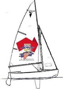 Heron sailing dinghies Daw Park Mitcham Area Preview