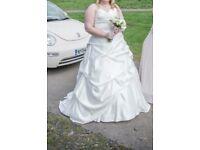 Mori Lee size 22 wedding dress