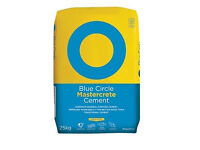3/4 of a 25kg bag of cement Top Quality Mastercrete
