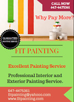 Professional Painting Service, Painters, Paint
