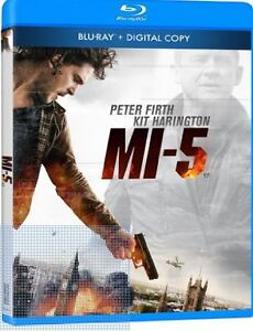 MI-5. BBC. Kit Harington (Game of Thrones), Peter Firth. Bluray