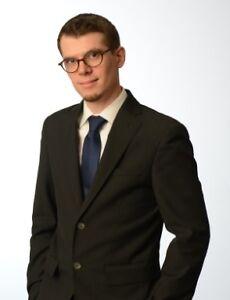 Jeune professionnel cherche grand 4 1/2 ou 5 1/2 VERDUN - ST-HEN