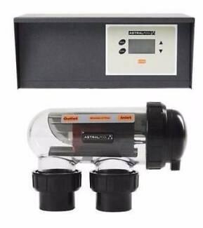 Astral Hurlcon E25 Salt Water Chlorinator RRp$1199.00 + Filter Ringwood Maroondah Area Preview