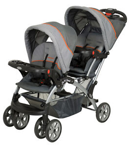 Baby Trend Sit N Stand Double - model #: SS76740