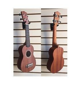 Brand New! Ukulele Mahogany Finish from $65.00