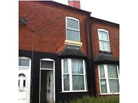 SIX BEDROOM HOUSE TO RENT * WELLINGTON ROAD * HANDSWORTH WOOD * POTENTIAL HMO * COMPANY LETS