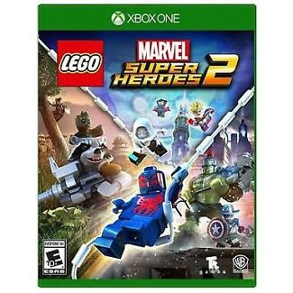 Xbox one Marvel superheroes 2