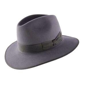 Akubra C.E.O. Hat like new size 53  small grey Wanniassa Tuggeranong Preview