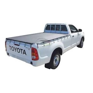 Wtb Toyota hilux Kun26 single cab tub Beaconsfield Mackay City Preview